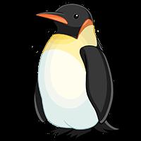 コウテイペンギンさん