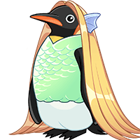 アマビエペンギンさん