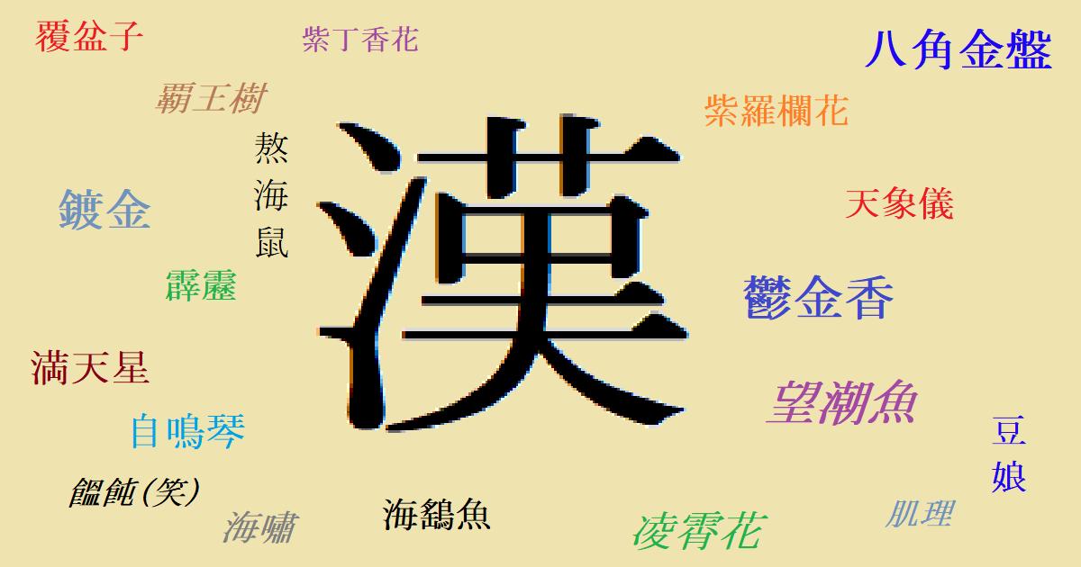 漢字クイズを思いついたら集めるところの表紙