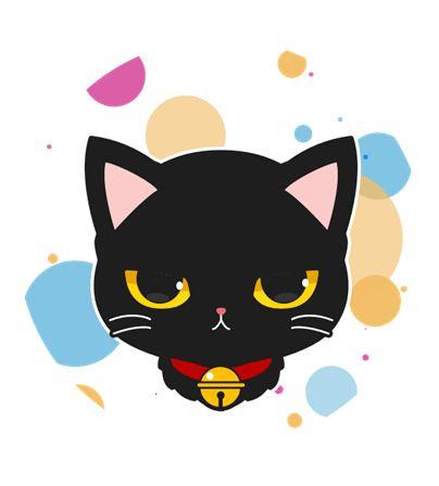 黒猫ツバキと魔女コンデッサの表紙