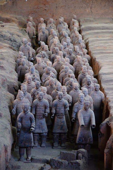 秦の始皇帝の表紙