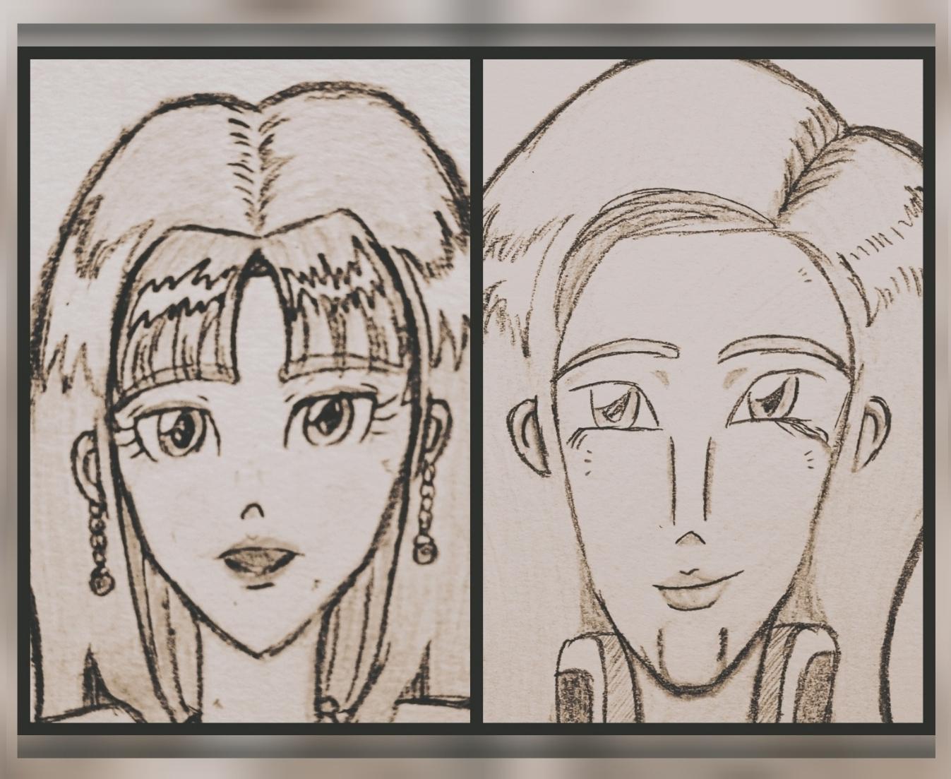 キャラ紹介の挿絵2