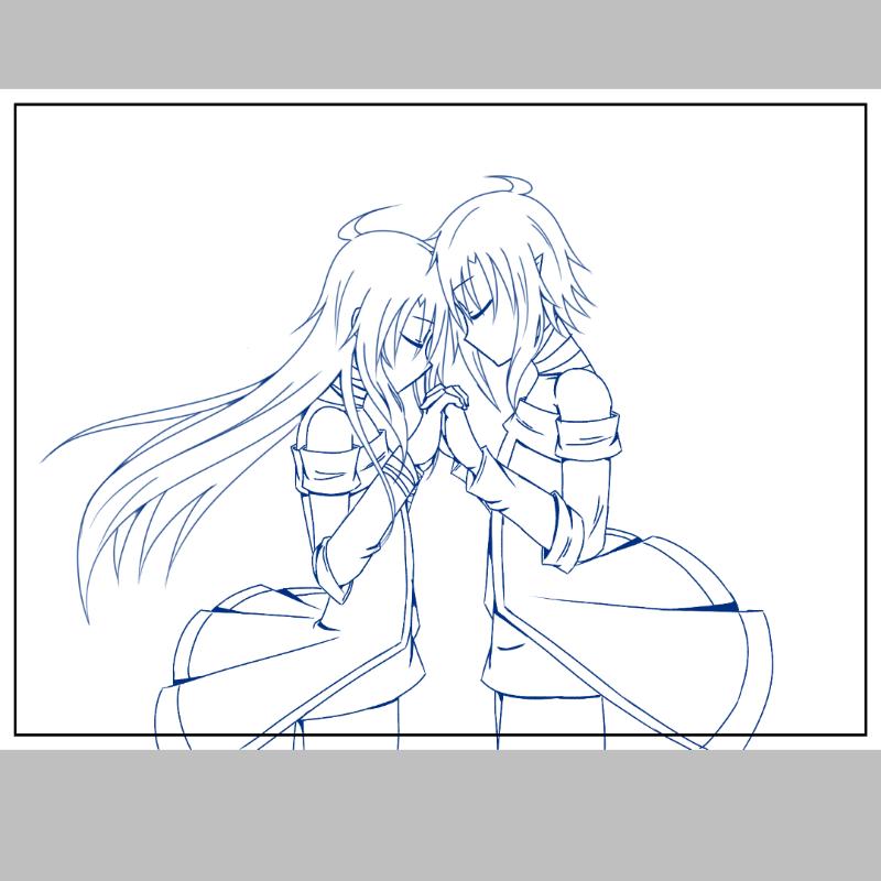 【Destiny×Memories】挿絵を描く!の挿絵2