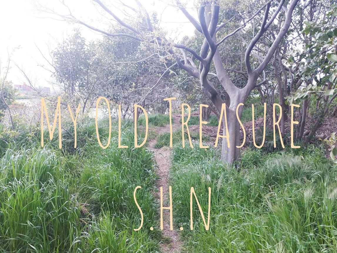 小品集『My Old Treasure』の表紙