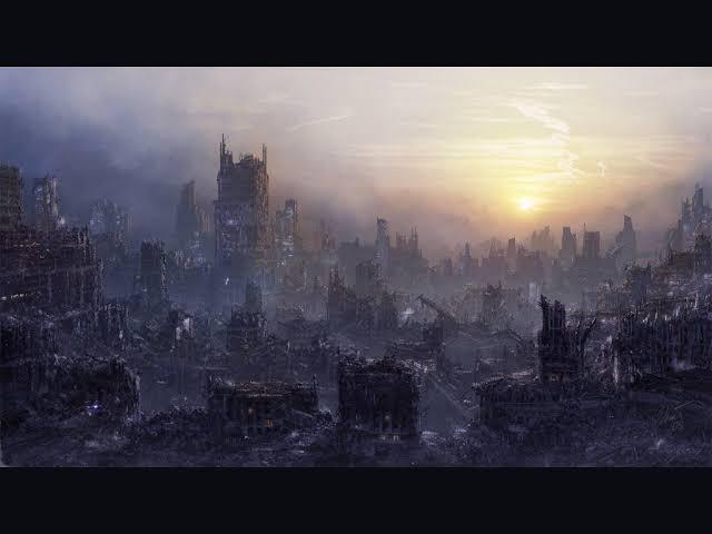 【終末】ドーナツの穴で埋まった世界の表紙