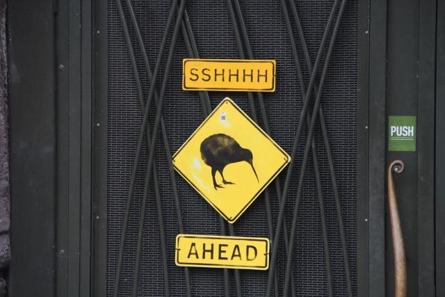 ニュージーランドへ行ったら鳥を観ようの表紙